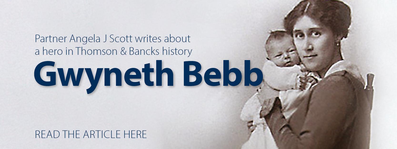 Gwyneth Bebb