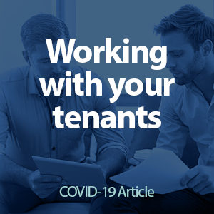 Working with your tenants